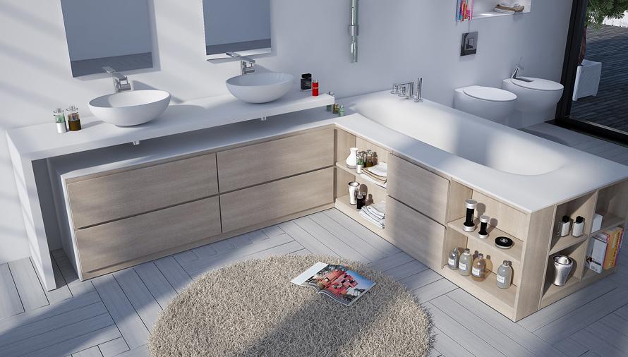 Muebles de baño | Via Mar, cerámicas y cuartos de baño.