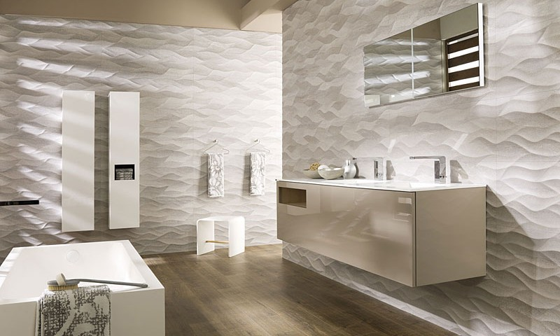 Gamadecor diseño vanguardista en muebles de baño | Via Mar ...