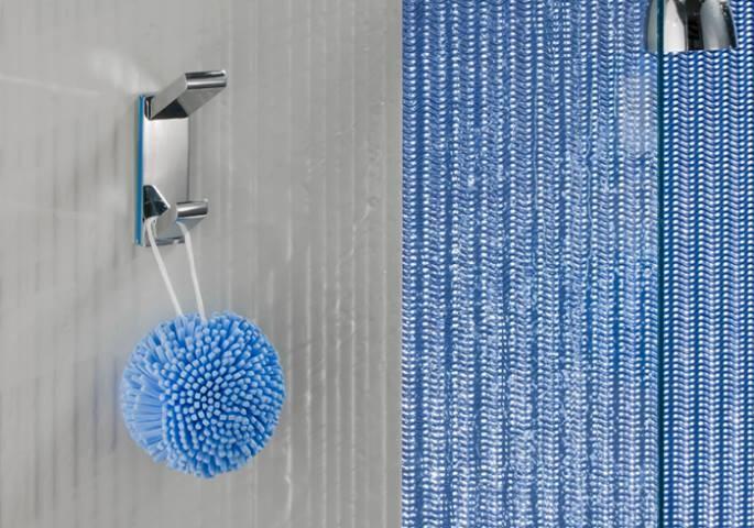 colgadores para el baño