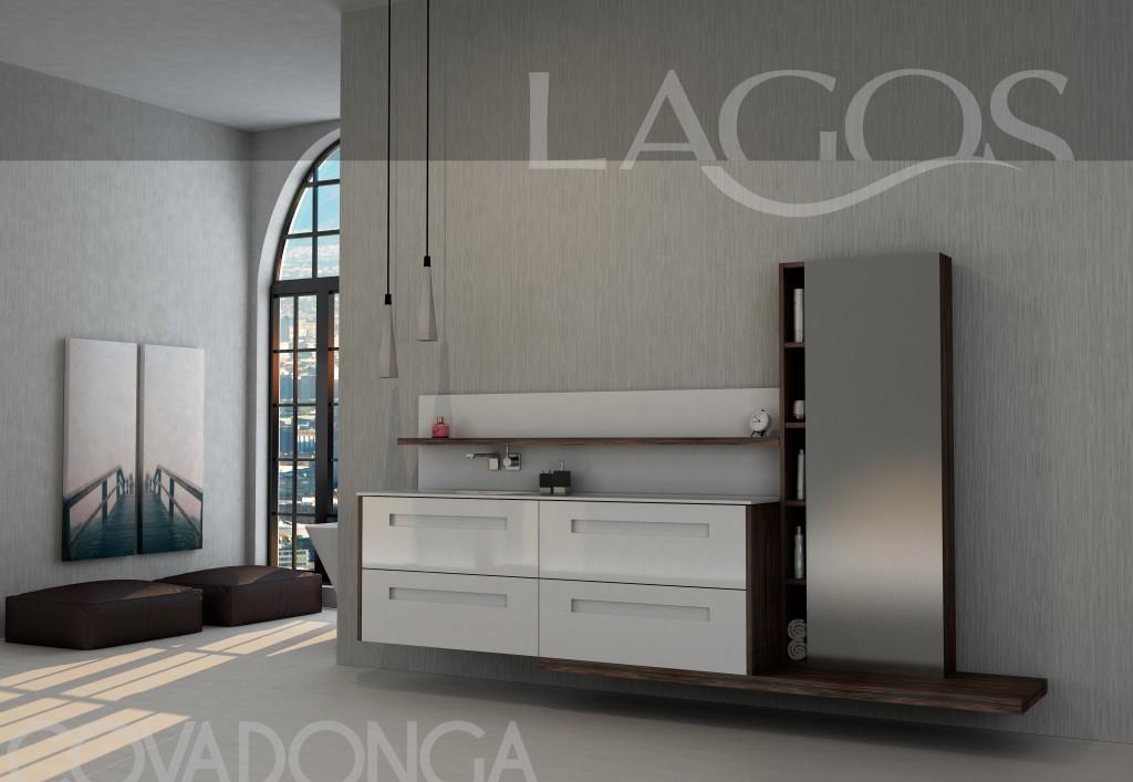 LAGOS, La nueva marca de muebles de baño Gallega con diseños vanguardistas  ...